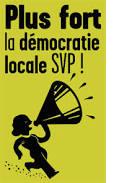 Democratie locale et bande