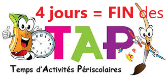 Rythmes scolaires 4 fin tap 1