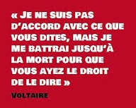Voltaire rouge
